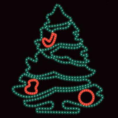 Tarifa liquidación comprar estructuras de luces de Navidad