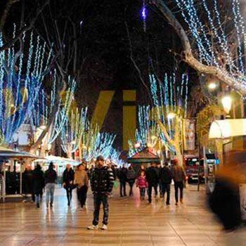 Luces para árbol de navidad comprar