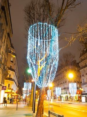 lámpara de araña de luz 3