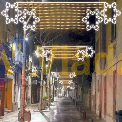 luces Navidad adornos navideños
