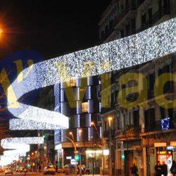 Luces Navidad exterior baratas