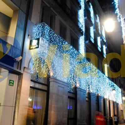 Luces decoración Navidad Led