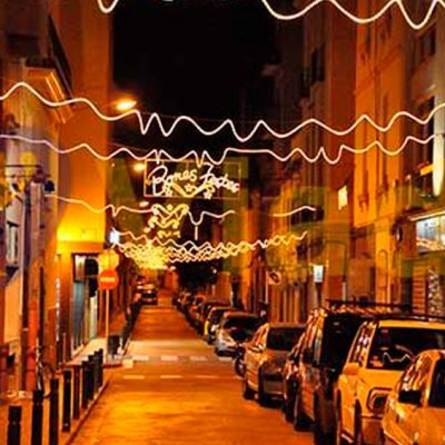 Manguera luces de Navidad LED y luces Microbombilla