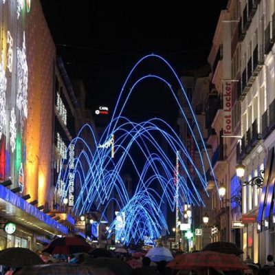 Luces Navidad Madrid</strong>