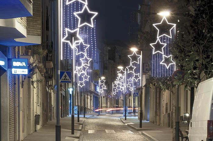 Luces de navidad para exteriores - Luces para exterior ...