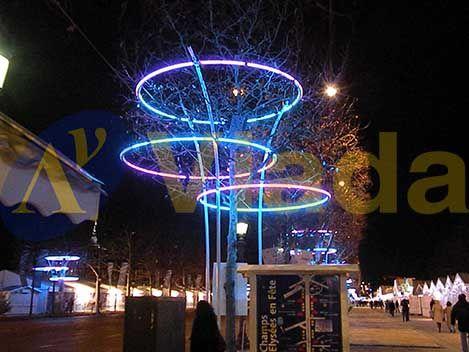 Manguera luces de navidad led - Manguera luces navidad ...