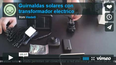 video de cortinas de luz